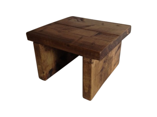 The rustic side table ely rustic furniture for Rustic side table