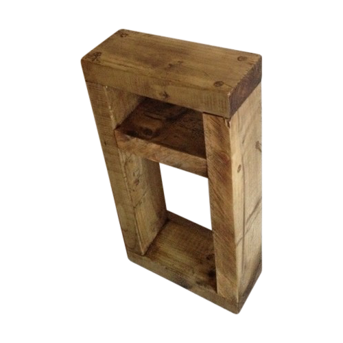 The mercury rustic side table ely rustic furniture for Rustic side table
