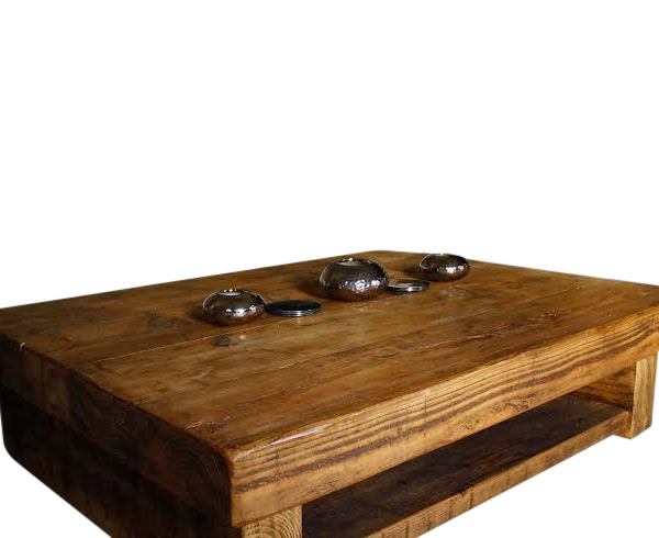 Exceptionnel The Johnson Chunky Coffee Table