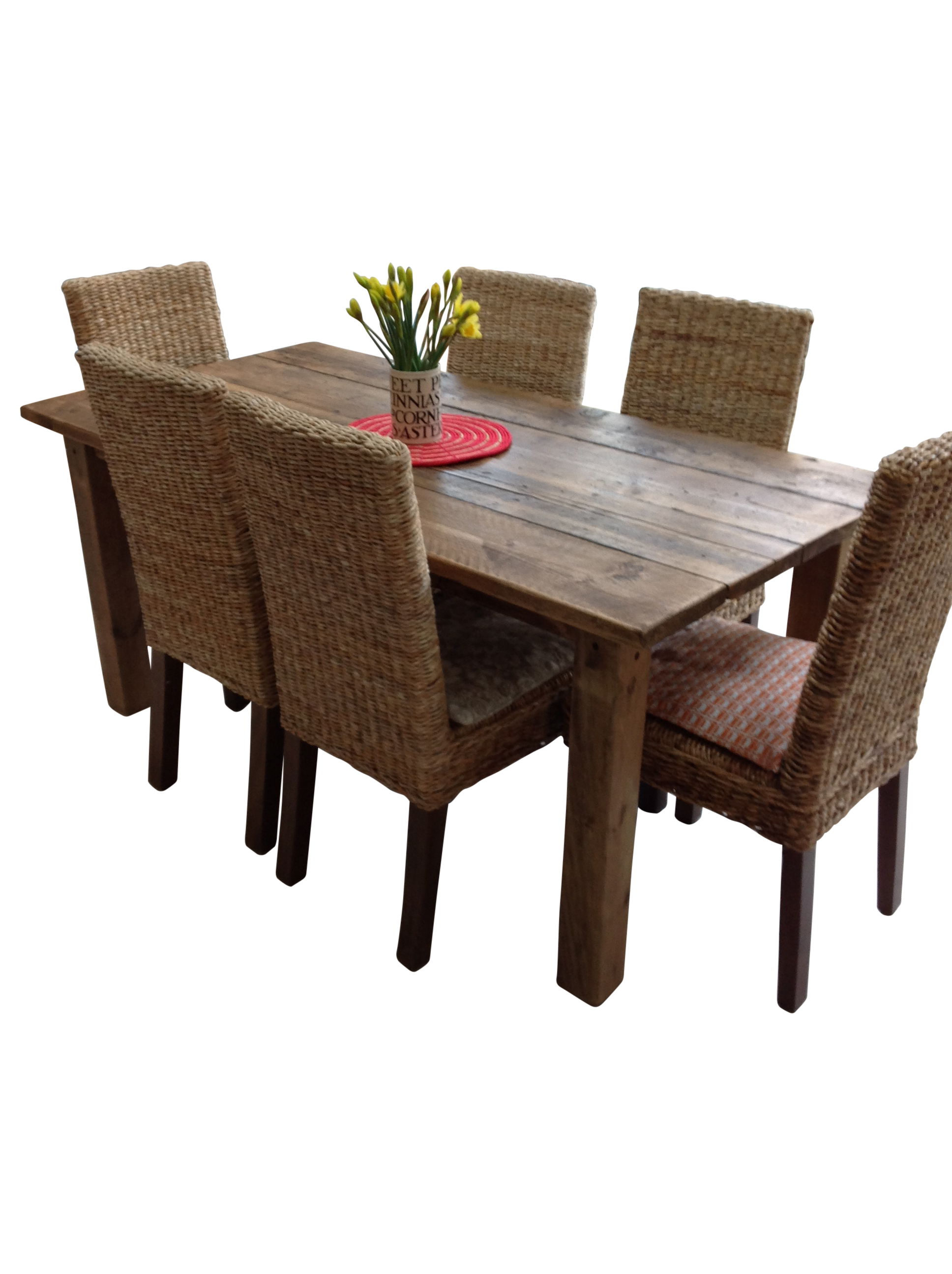 The Rustic Dining Table