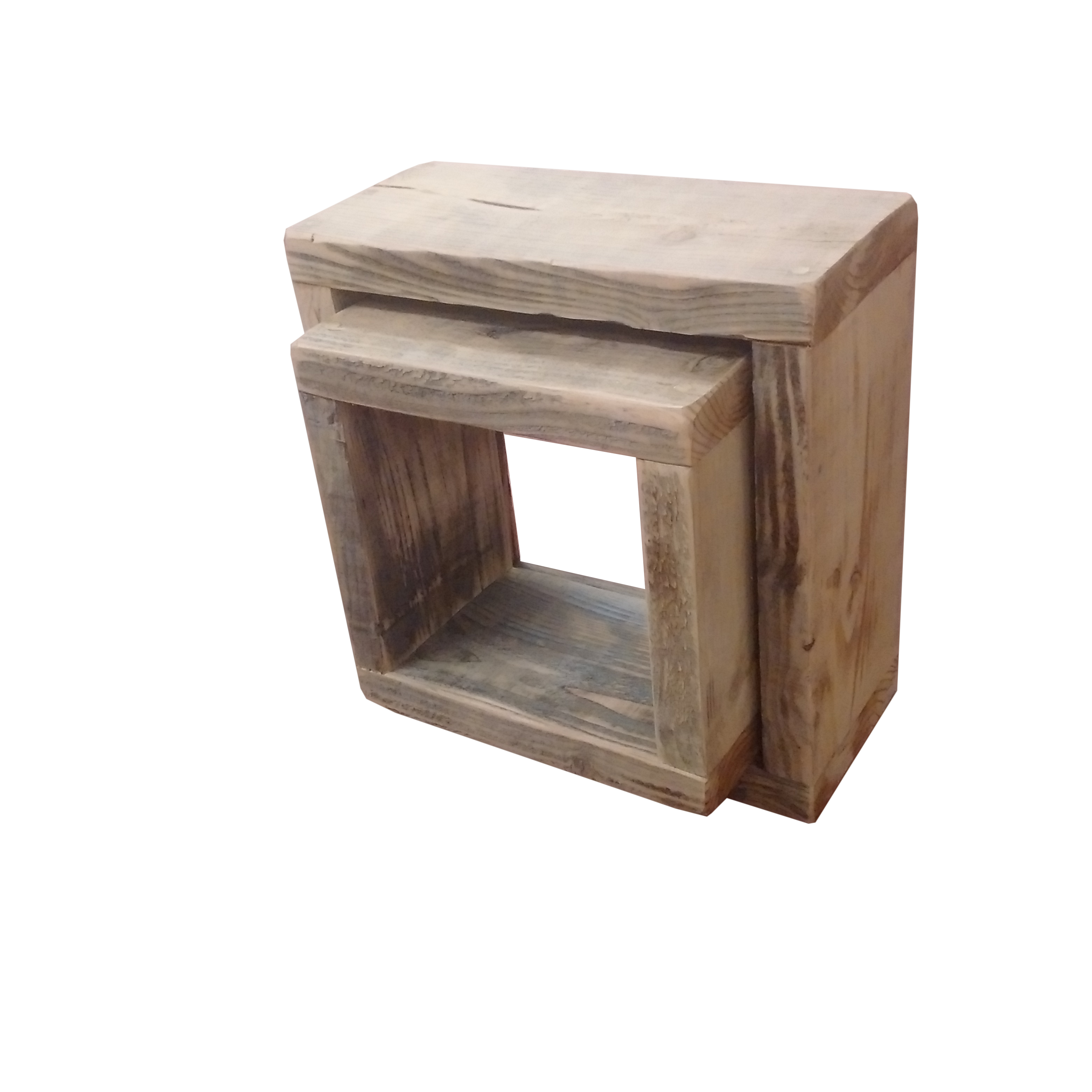 The Cube Unit Nest Ely Rustic Furniture