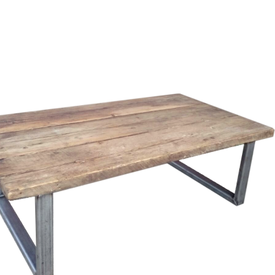 The Industrial Coffee Table Ely Rustic Furniture